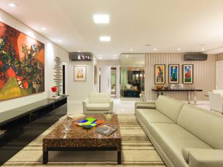 de CASA Arquitetura e design de interiores Ecléctico