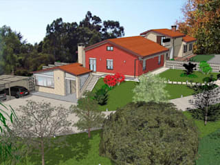 Villa in Perugia Planet G Classic style houses