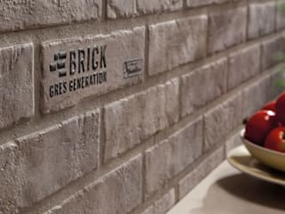 Tribeca, nuovo progetto firmato Brick Generation:  in stile  di Ceramica Rondine