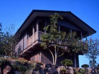 柳井市新庄の家: 酒井光憲・環境建築設計工房が手掛けた家です。
