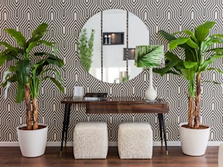 de style tropical par Movelvivo Interiores, Tropical