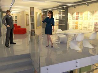 Show Room Rossi Danilo e Luigi Marmi e Graniti Negozi & Locali commerciali in stile classico di Planet G Classico