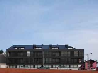 Edifício Santiago: Casas  por Sónia Cruz - Arquitectura,Moderno
