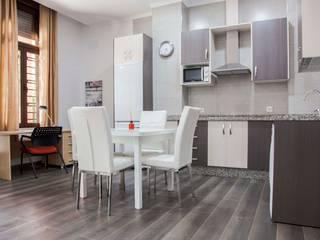 Mohedano Estudio de Arquitectura S.L.P. Dining room