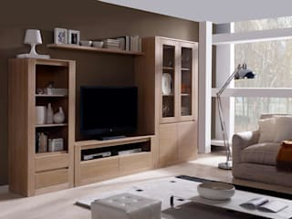Salon moderne par Demarques.es Moderne