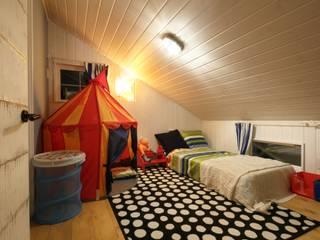 H's HOUSE: dwarfが手掛けた子供部屋です。