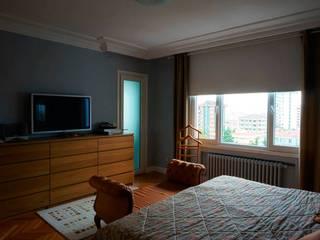 Bozantı Mimarlık – Erenköy'de Ev:  tarz Yatak Odası,