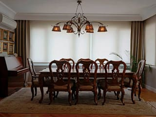 Bozantı Mimarlık – Erenköy'de Ev:  tarz Yemek Odası,