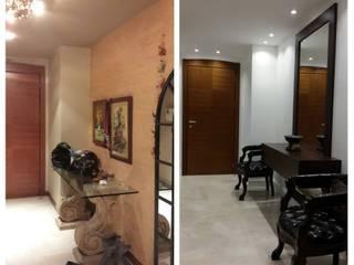 Bozantı Mimarlık – Etiler Maya Residences'ta Ev:  tarz Oturma Odası,