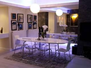Salle à manger moderne par Bozantı Mimarlık Moderne