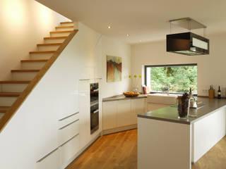 Projekty,  Kuchnia zaprojektowane przez K2 Architekten GbR
