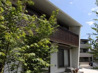 Häuser von アトリエグローカル一級建築士事務所, Skandinavisch