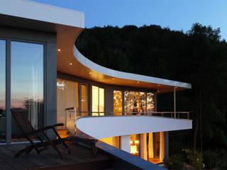 Projekty,  Taras zaprojektowane przez K2 Architekten GbR