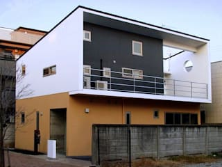 高円寺の家: 川村崇建築計画事務所が手掛けた家です。