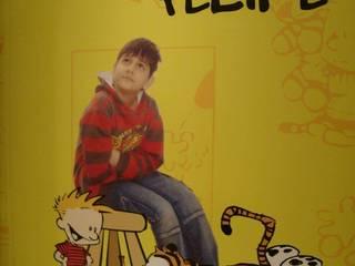 Mostra Casa Nova 2008: Quarto infantil  por ANNA MAYA ARQUITETURA E ARTE