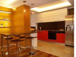 Кухни в . Автор – дизайн-студия Олеси Середы,