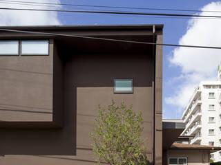 Casas de estilo minimalista de U建築設計室 Minimalista