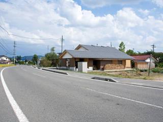 伝統構法で造る土壁の家 オリジナルな 家 の 尾日向辰文建築設計事務所 オリジナル