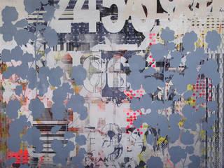 Handsiebdruckbild:  Kunst  von Panama Prints