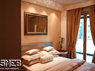 Modern style bedroom by AS-MEB Modern