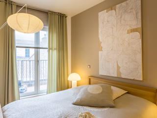 Schlafzimmer von EXPRESSION ARCHITECTURE INTERIEUR