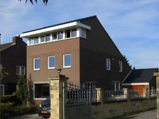 uitbreiding woonhuis IJzeren:   door DI-vers architecten - BNA