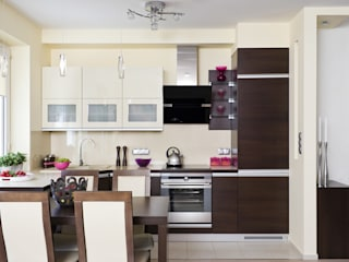 Cucina moderna di ARTEMA PRACOWANIA ARCHITEKTURY WNĘTRZ Moderno