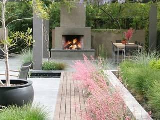 Terrasse Moderner Balkon, Veranda & Terrasse von Ecologic City Garden - Paul Marie Creation Modern