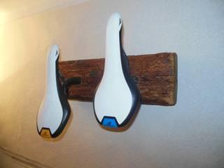 Garderobe! Upcycling! von Holzsteinkunstobjekte Ausgefallen