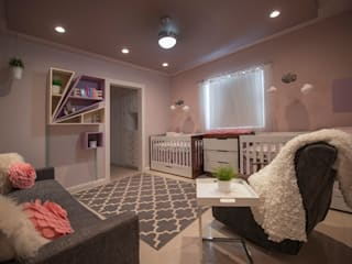 RESIDENCIA HUASTECA Dormitorios infantiles modernos de ESTUDIO TANGUMA Moderno