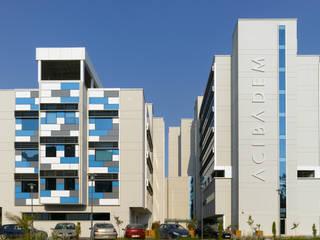 ACIBADEM HASTANESİ ADANA Modern Hastaneler LİNA MİMARLIK Modern