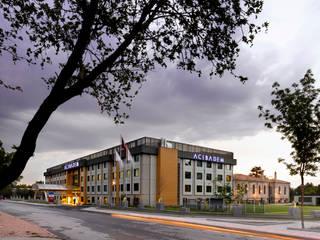 ACIBADEM KAYSERİ HASTANESİ Modern Hastaneler LİNA MİMARLIK Modern