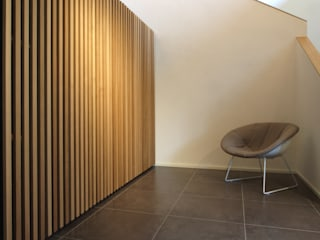 WOHNRAUM 02 Moderner Flur, Diele & Treppenhaus von IRD GmbH Modern
