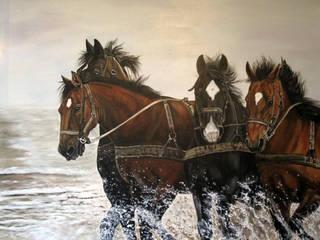 de www.paardenschilderijen.com Clásico
