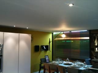 Sala da pranzo:  in stile  di artesa srl