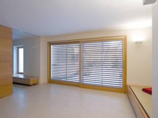 Private Spa Moderner Fitnessraum von dietrich + lang architekten Modern