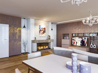 Insight Vision GmbH Living room