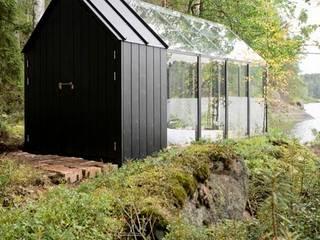 Unter den Sternen schlafen Landhäuser von Ecologic City Garden - Paul Marie Creation Landhaus