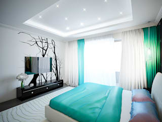 Modern style bedroom by Insight Vision GmbH Modern
