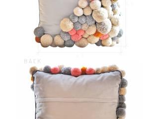 PODU pillow od AFABLA Nowoczesny