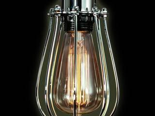 Altavola Design Sp. z o.o. 客廳照明 金屬 Metallic/Silver
