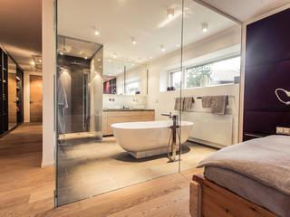 Baños de estilo moderno de Meissl Architects ZT GmbH Moderno