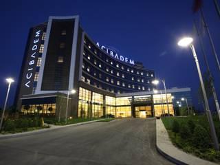 ESKİŞEHİR HASTANESİ Modern Hastaneler LİNA MİMARLIK Modern