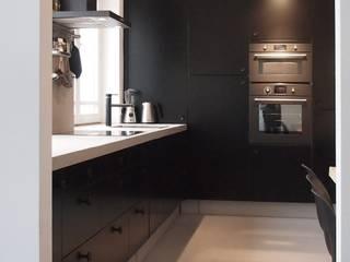 Industrial style kitchen by meesderwerk Industrial
