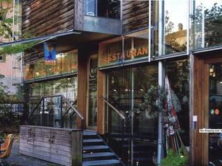 Wohn- und Geschäftshaus Dammweg 43 Bern: klassische Häuser von Planwerkstatt Architekten