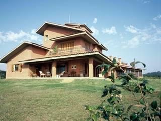 Casas rústicas de IDALIA DAUDT Arquitetura e Design de Interiores Rústico