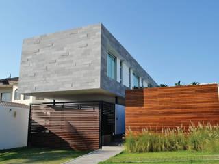 OBRA BLANCA Casas modernas