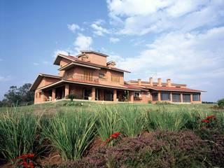 Casas de estilo rústico por IDALIA DAUDT Arquitetura e Design de Interiores