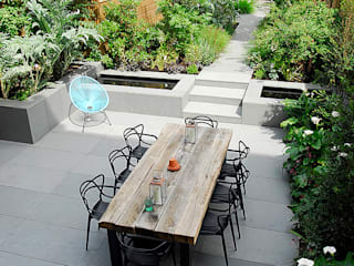 Contemporary Garden Design by London Based Garden Designer Josh Ward Josh Ward Garden Design Сад