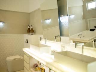 Salle de bain originale par BOULEVARD ARQUITETURA Éclectique